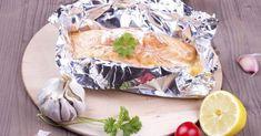 Recette de Papillote de saumon et tomates cerise au four. Facile et rapide à réaliser, goûteuse et diététique. Ingrédients, préparation et recettes associées.