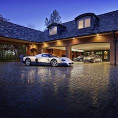 At One Time Or Another Each Of Us Has Fantasized About A Dream Car. But  What About A Dream Garage? We Have Rounded Up 8 Dream Spaces That Will Give  You A ...