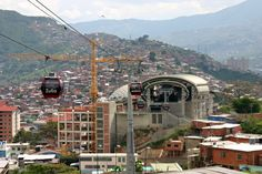 Over Site: how Caracas's new cable-car system is making the city's favelas more visible