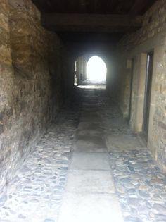 Random alley in the old part of Barnard Castle