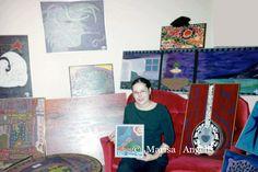 Marisa Angelis Artist Painter Designer Writer Poet - Photographic Shoot   © MarisaAngelis - Australia  www.marisaangelis.com