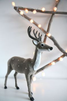 #wonen #styling #interieuradvies #kerst #kerstmis #christmas #rendier #reindeer #rudolphtherednosedreindeer www.leemconcepts.blogspot.nl