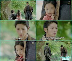 When king wang so saw Wang jung in the palace he told him about his punishment he ask for forgiveness and said today was Hae Soo death anniversery - Moon Lovers Scarlet Heart Ryeo - Episode 20 Finale (Eng Sub) Moon Lovers Quotes, Moon Lovers Drama, Wang So, Scarlet Heart Ryeo Funny, Scarlet Heart Ryeo Wallpaper, Jung In, Good Fellows, Korean Drama Quotes, Kdrama Memes