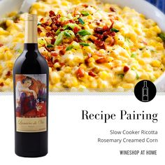 Try this easy side-dish recipe with the Lumière de Vie 2013 California Illumination, a red blend with a rich attack and a hint of smokiness. Find this recipe and more in the Lifestyle section of my website! https://multibra.in/bf7tm