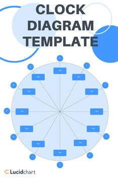 Use a clock diagram template to help students visualize events over time and improve their time-telling skills. Clock diagrams and other templates are excellent tools for visual learners. Education Templates, Visual Learning, Students, Diagram, Clock, Events, Chart, Tools, Watch