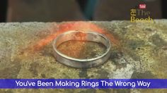 You've Been Making Rings The Wrong Way - I Can Save You Time And Money