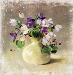 Mill House Fine Art – Publishers of Anne Cotterill Flower Art Wood Sorrel, Flower Artists, Still Life Flowers, Still Life Art, Botanical Art, Beautiful Paintings, Art Pictures, Painting & Drawing, Amazing Art