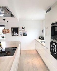 Aménagement cuisine - 52 idées pour obtenir un look moderne   Living ...