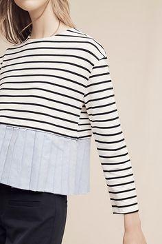 Wylie Striped Top