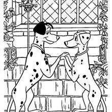 dalmatians face painting adults pinterest halloween ideas 461231d3a513781d226be251dea97087 disney coloring pages