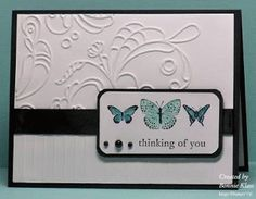 Stamping with Klass: Paper Playin Queen