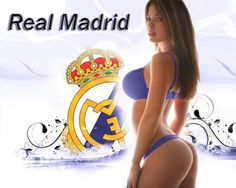 Hot & Sexy Real Madrid Girl - TeamPri.de is your source of the craziest and sexiest sports fans.  Does your team have the best fans?  Prove it. - TeamPri.de