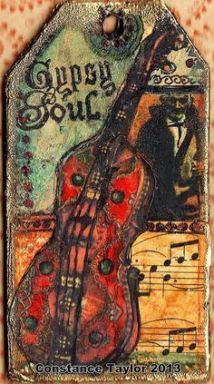 Gypsy:  #Gypsy Soul tag.