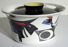 Figgjo Ceramic Covered Casserole