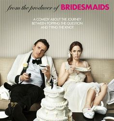 The five-year engagement (2012) #film #wedding