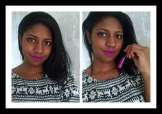 Nega Vaidosa: Resenha do batom roxoli (QDB) na pele negra
