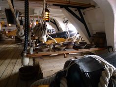 hms surprise san diego cabin - Google Search