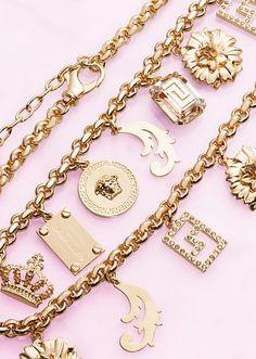 """Mix"" Double Charm Necklace"