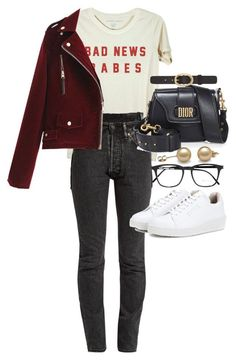 Vetements, Christian Dior, Eytys, Yves Saint Laurent and A. Cute Casual Outfits, Stylish Outfits, Winter Outfits, Spring Outfits, Teen Fashion, Korean Fashion, Fashion Outfits, Womens Fashion, Teenager Outfits
