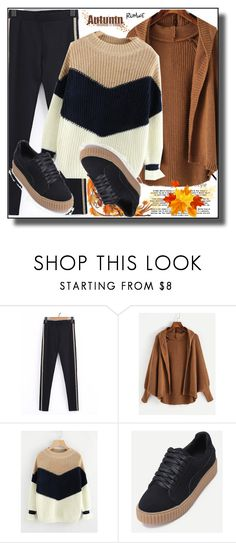 """""""//Romwe, 2/ 12"""" by sajra-de ❤ liked on Polyvore"""