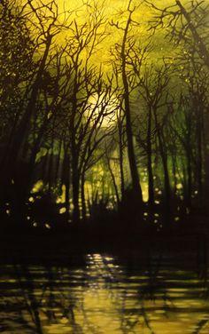 Fiona Hart - Gallery Landscape Art, Landscape Paintings, Sky, Celestial, Sunset, Gallery, Outdoor, Heaven, Sunsets