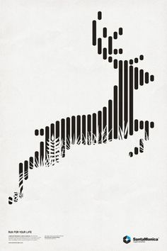 Mix Collage // Designspiration — Gridness #graphicdesign #animal #poster