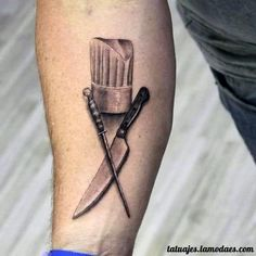 103 Best Kitchen Ink Images In 2019 Chef Tattoo Culinary Tattoos Ink