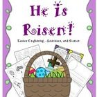 I have re-created the idea of Resurrection Eggs in a new way to help remind my class of the events leading up to Easter and help them retell the Ea...