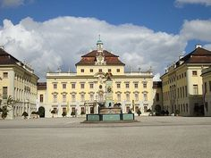 The Castle in  Ludwigsburg, Germany, I toured this many years ago,  just amazing.