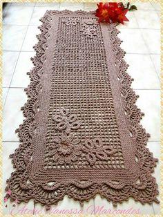 Crochet Table Runner Vintage Ideas 29 Ideas For 2019 Crochet Kids Scarf, Crochet Doily Rug, Crochet For Beginners Blanket, Crochet Lace Edging, Crochet Doily Patterns, Crochet Home, Crochet Shawl, Crochet Crafts, Crochet Baby
