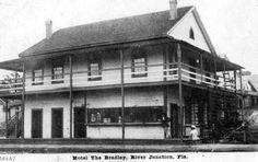 Florida Memory Bradley Hotel River Junction