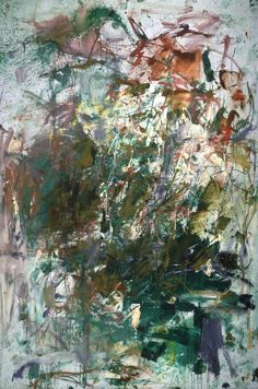 heathwest:  Joan MitchellBonhomme de Bois, 1961—1962Oil on canvas302.9 x 200cm