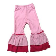 Baby Bell Bottoms   We love this playful retro look! Sewing Projects For Kids, Sewing For Kids, Sewing Baby Clothes, Make Your Own Clothes, School Looks, Retro Look, Bell Bottoms, Little Ones, Kids Outfits
