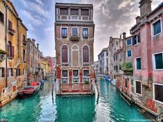The Beauty That Is Venice, Italy - buildings, canal, Italy, Venice, water