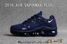 uk availability 8691c 05971 cheap Nike Air Vapormax Plus KPU TN + 2018 Navy Blue White Black Nike Shoes,  Making its debut in Men s Nike Air Max Plus TN Ultra Shoe gets a fresh  makeover ...