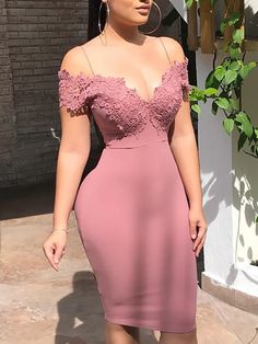 Cold Shoulder Crochet Lace Midi Dress New Arrival Bikinis, Jumpsuits, Dresses, Tops, High Heels on Sale. Tight Dresses, Sexy Dresses, Dress Outfits, Evening Dresses, Fashion Outfits, Pretty Dresses, Summer Dresses, Casual Dresses, Formal Dresses