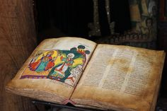 Coptic (Ethiopian) Bible  (rabbit.Hole, flickr)