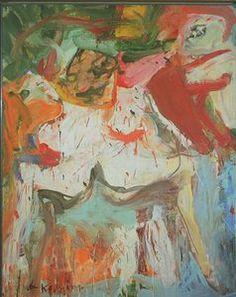 La galerie Tate visite - (Willem De Kooning)