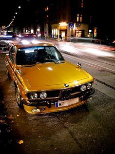 BMW E9 | Classic BMW | Classic Bimmers | Classic Cars | Car | Car photography | dream car | collectable car | drive | sheer driving pleasure | Schomp BMW