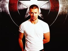 Chris Evans - yes, again. Because you can never have too many photos of Chris Evans...