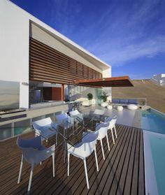 Casa Palillos E3 / Vertice architects
