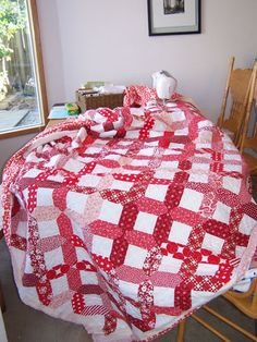 Quilt or Stitch? How about both?: Back from visiting Lily, and some other things...