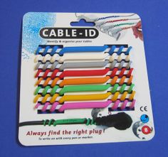 CLEVERLINE CABLE ID