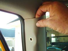 DASH, CONSOLE & DOOR PANELS REMOVAL: Inst. w/ pics   Toyota FJ Cruiser Forum Fj Cruiser Mods, Fj Cruiser Forum, Toyota Fj Cruiser, Land Cruiser, Fj Cruiser Interior, Vent Covers, Door Panels, Lifted Ford Trucks, Toyota Hilux