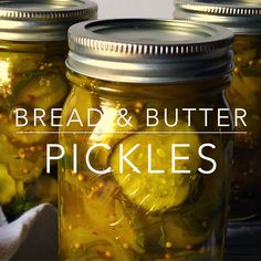 Easy canning recipe for homemade bread and butter pickles, sweet-tart flavor and crunchy, can't stop eating them! recipes canning Bread and Butter Pickles Bread And Butter Pickle Canning Recipe, Bread & Butter Pickles, Sweet Pickle Relish Recipe For Canning, Cucumber Pickle Recipe, Easy Pickling Spice Recipe, Candied Dill Pickle Recipe, Pasta Sauce Canning Recipe, Best Dill Pickle Recipe, Homemade Bread And Butter Pickles Recipe
