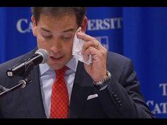 Marco Rubio Affair with D.C. Lobbyist Goes Public