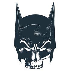 batman skull