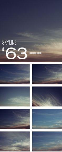 Skyline '63 : Free Stockphoto Collection