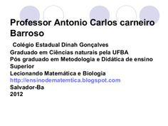 Matrizes  by Antonio Carlos via slideshare