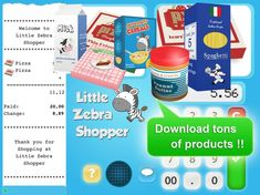 Play Market, Play Shop, Cash Register, Best Apps, Child Love, Paper Toys, Real Life, Improve Yourself, Free Apps